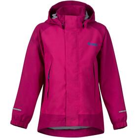 Bergans Knatten Jacket Barn hot pink/cerise/light winter sky